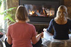 Fireside Yoga